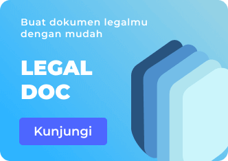 Create any Legal Document with LegalDoc by Legalku